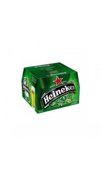 Pack de 24*25cl Heineken
